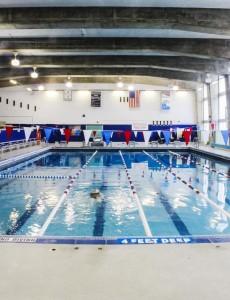 Photo Courtesy of Queens College Aquatics Center