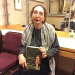 Photo by Christina Cardona Joyce Carol Oates visited the Evening Readings series on Nov. 10 to discuss her latest memoir.