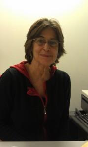 Professor Carol Giardina identifies herself as a feminist leader and activist. Photo by Amna Shams