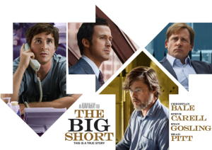 """Photo courtesy of Paramount Pictures """"The Big Short"""" deals with the secret world of banking and the problems from during the 2007-08 financial crisis."""