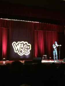 PHOTO BY ALBERT ROMAN Nick Cannon was the host of the sold out Wild 'N Out event at Colden Auditorium  on March 13