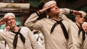 """PHOTO COURTESY OF UNIVERSAL PICTURES """"Hail, Caesar!"""" is mixed with the dream-like movies of the 1950s and the problems  with stars in Hollywood at the time."""