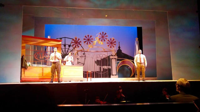 """Photo by Cheyna Mulligan  """"Cosi Fan Tutte"""" is a Mozart opera about love and the tenderness of being vulnerable in relationships."""