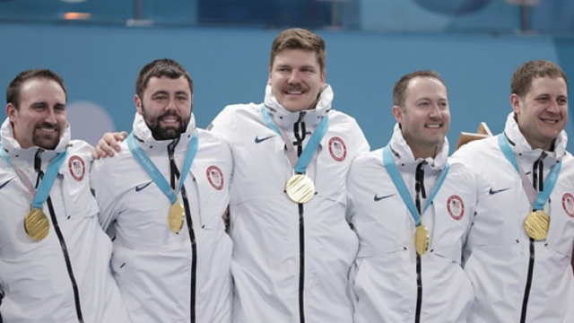 """USA Men's Curling Team transforms from the """"Team of Rejects"""" to"""