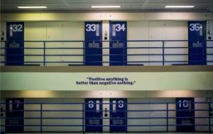 Photo Credit: Joaqin Sapien Caption: Riker's Island Cells
